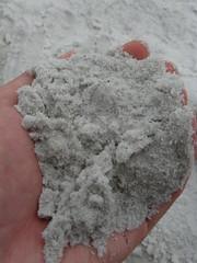 sand on Fort De Soto North Beach (liangjinjian) Tags: park winter usa macro beach stpetersburg sand nikon florida coolpix fortdesoto 2010  p80