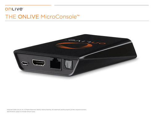 OnLive - MicroConsole [2]