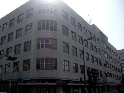 大阪市水道局扇町庁舎