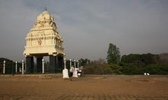KempeGowda Tower, LalBagh (Neo-grapher) Tags: bangalore lalbagh kempegowda