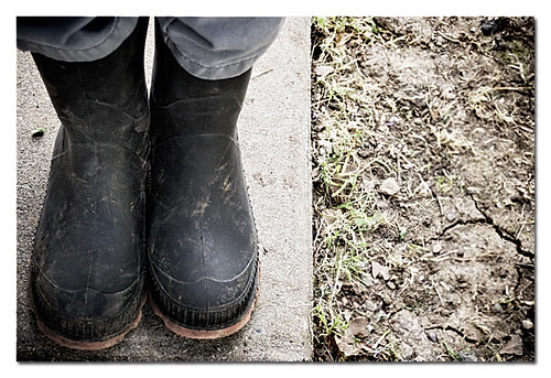 march 21- boots meet dirt