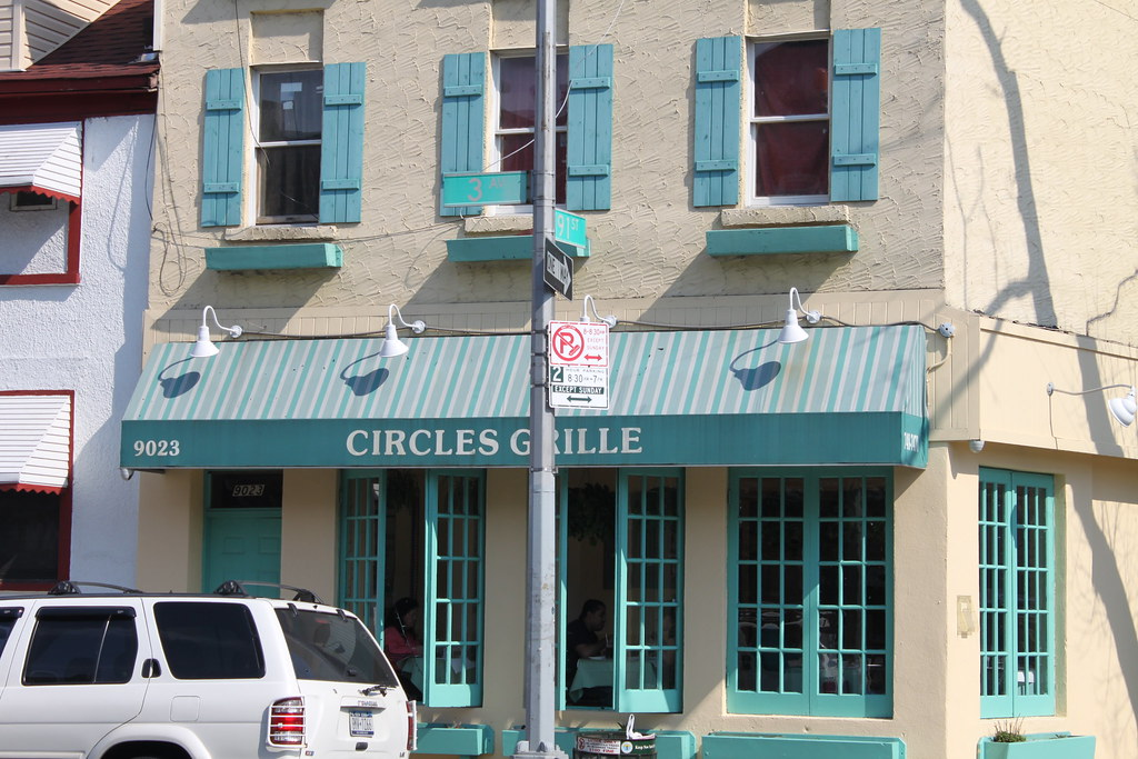 Circles Grille