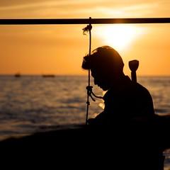 Cyril Galline (cyrilgalline) Tags: island phuket poisson voile peche paradis thailande couchdesoleil nautisme iles