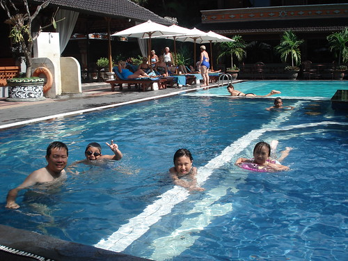 last day swimming