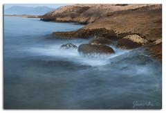 Calblanque (Pedro Klak) Tags: parque mar nikon natural seda lamangadelmarmenor filtro calblanque mediteraneo nd8 nikond300 nikkor1685vr