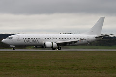 EC-LDN - 24474 - Calima Aviacion - Boeing 737-448 - 100331 - Luton - Steven Gray - IMG_9222