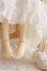 My Valeria has arrived ! (MiriamBJDolls) Tags: doll sofa sd nana bjd valeria sweetdream superdollfie volks limitededition swd dollpa22