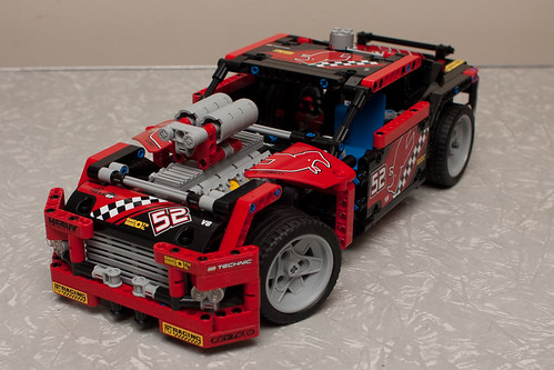 Lego 8041 Race Car (2)