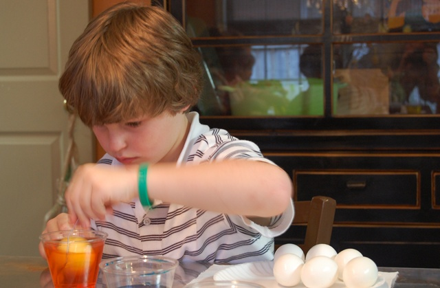 B Dying Eggs