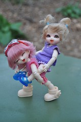 94/365 Piggy Back! (Lawdeda ♡) Tags: two way fun d think her much times too pong fairyland iove i
