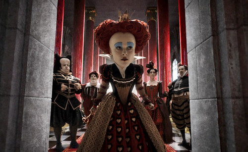 Alice in Wonderland - Red Queen
