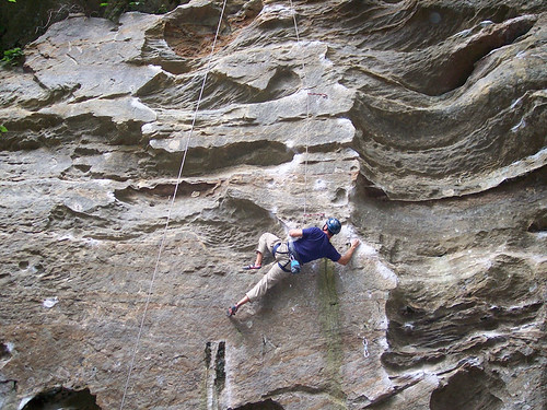 Red River Gorge Trip | Fall 2006