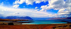 Lake Tekapo panorama- 1 March 2006