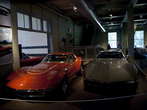 Corvette Stingray 1970 y 1971