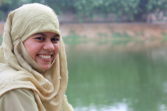 Afternoon in the park (martien van asseldonk) Tags: girl hijab dhaka bangladesh moslim martienvanasseldonk