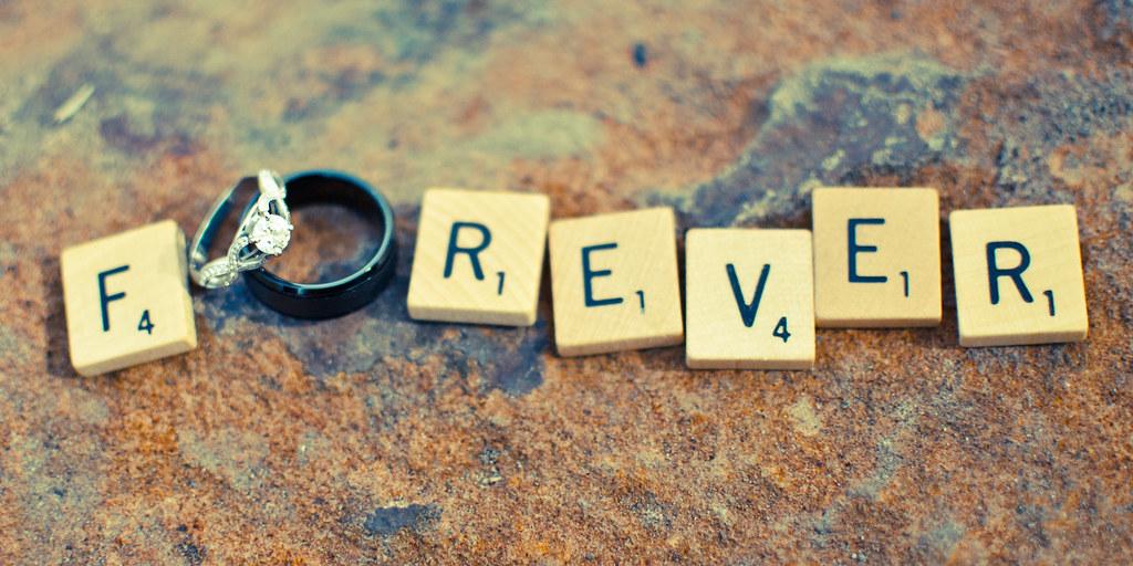 """""""Forever"""" Rings"""