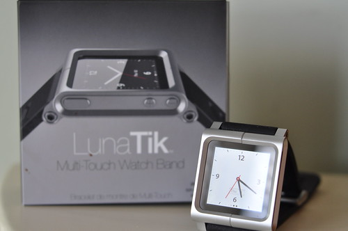 LunaTik Watch Kit for Nano