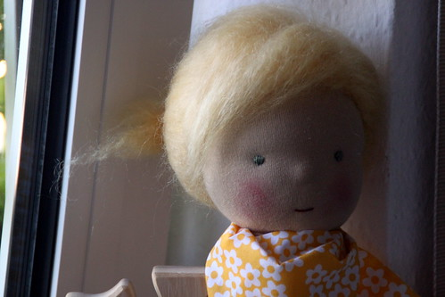 dolls head.