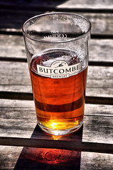 Butcombe Bitter (Nigel Nudds Photography) Tags: de real bath rally lion ale glastonbury wells tor somerst couer cheddar karting camra clapton mendip axbridge gordano butcombe