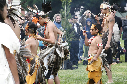 Native American Tribal Gathering