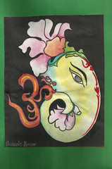 DRAWINGS [2009-2012] (Neelesh K) Tags: neelesh kumar drawings paintings sketches art dragons tattoos lord ganesha watercolor color pencils ink poster sketch pens
