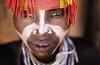 Etiopia (mokyphotography) Tags: etiopia southetiopia africa omovalley omoriver omo ritratto people portrait persone face viso eyes occhi tribù tribe tribal ethnicity etnia ethnicgroup karo village villaggio