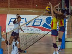 150718_WEVZA_SUI-ESP_145 (HESCphoto) Tags: volleyball schweiz spanien wevza saison1415 damen jugend länderspiel u18 mulhouse centresportifrégionalalsace
