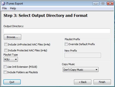 iTunes-Export-Step3