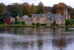 Newstead Abbey Lake