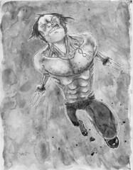 Wolverine paint