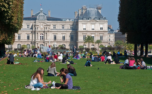 Paris's best-known gardens