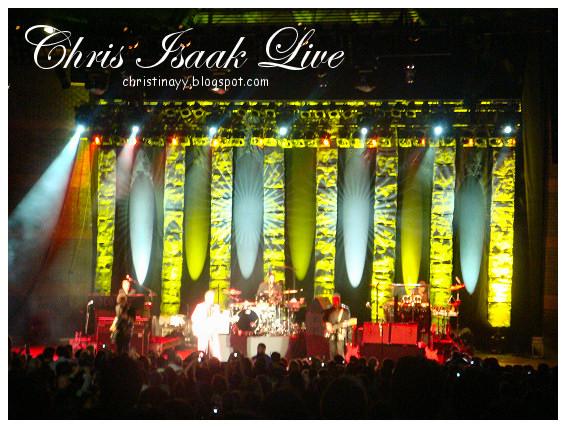 Southbank: Chris Isaak Live Concert