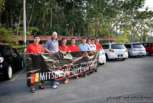 Mitsubishi Airtrek Club - Malaysia