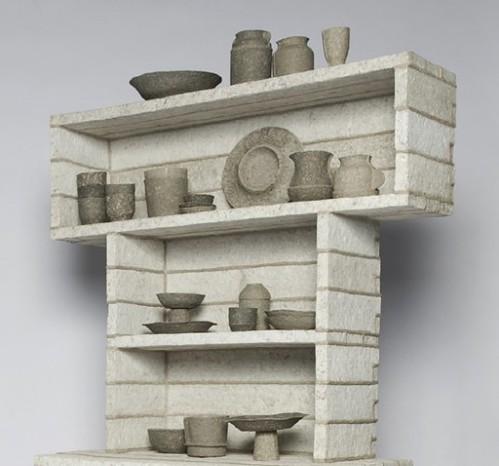 Secreto de papel muebles de papel mach - Papel decorativo para muebles ...