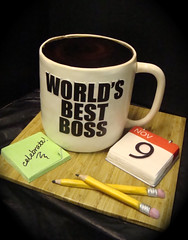 world's best boss mug cake by debbiedoescakes
