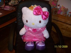 Princess Hello Kitty Plush ( Veronica ) Tags: hellokitty plush sanrio kawaii