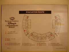 Bay Lake Tower Room Floor plan of where 8012 is (DisApps) Tags: waltdisneyworld dvc onebedroom baylaketower