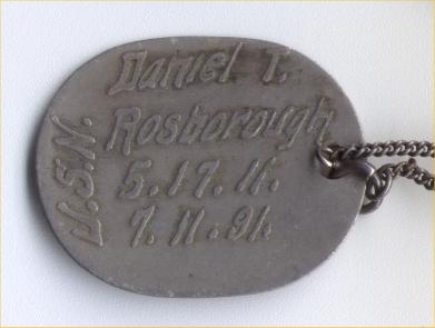 USA USN 1917