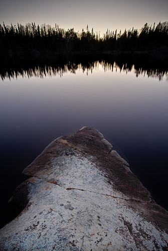 Boundary Waters Evening