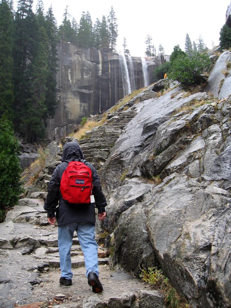 Mist Trail Now Open