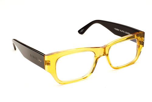 EVOKE PLAYS LOUDER 03 Yellow Black