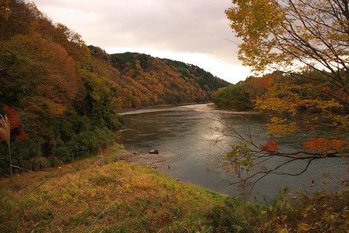 那珂川 / Naka-kawa river