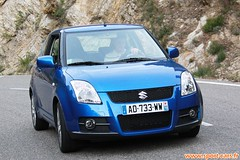 sport cars suzuki swift sport edition 3