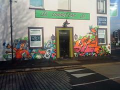 DSC00126 (queenmel_1st) Tags: graffiti tea preston teaone