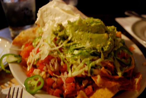 Chicken nachos - Royal Tavern