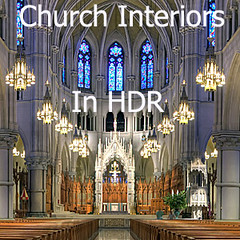 Church Interior Logo