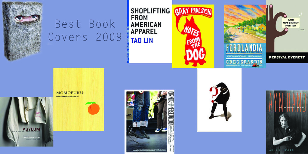 2009 best book covers amazon