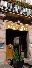 Bartholdi Restaurant (drade388) Tags: travel france colmar journey littlevenice capitaledesvinsdalsace capitalofalsatianwine dradelina studio1008photogallery frdricbartholdibartholdi