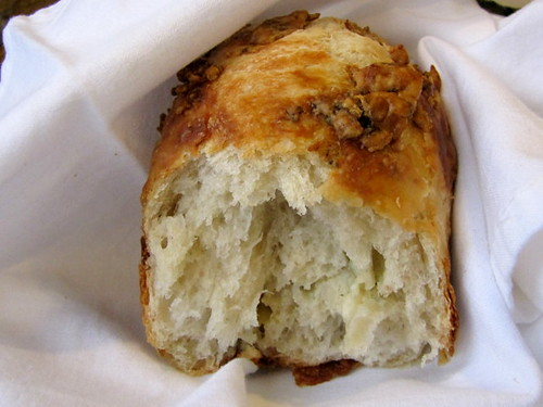 Mini Sourdough Loaf With Blue Cheese