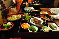 [Day5/Kochi]高知晚餐:日曜市定食